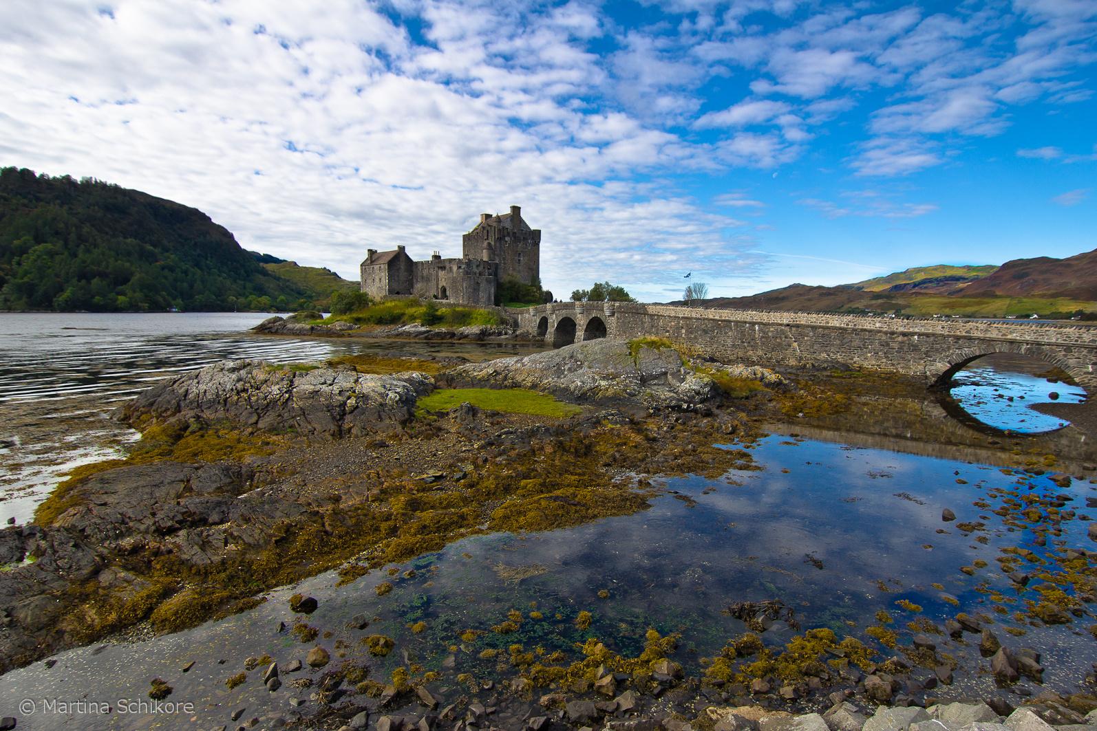Eilean Donan Castle, Schottland Highlands