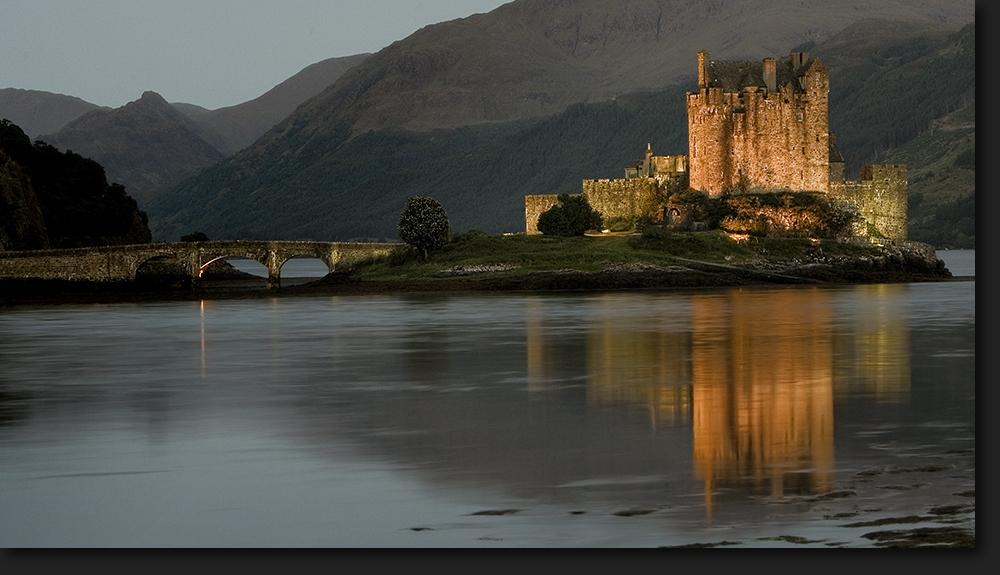 Eilean Donan Castle - West Highlands - Scotland