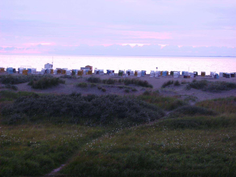 Ein Abend auf Norddeich