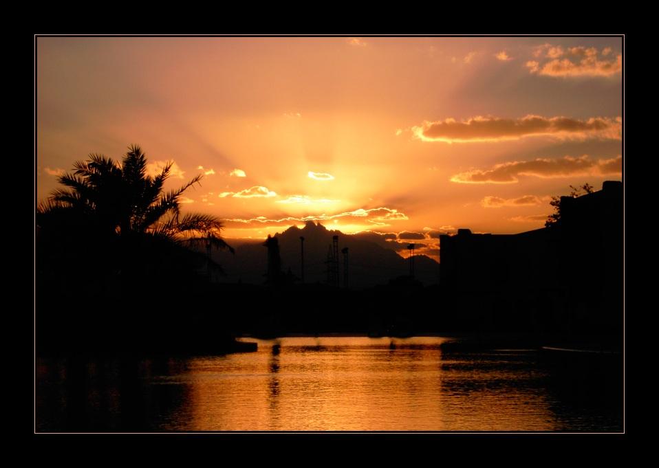 Ein Abend im Paradies