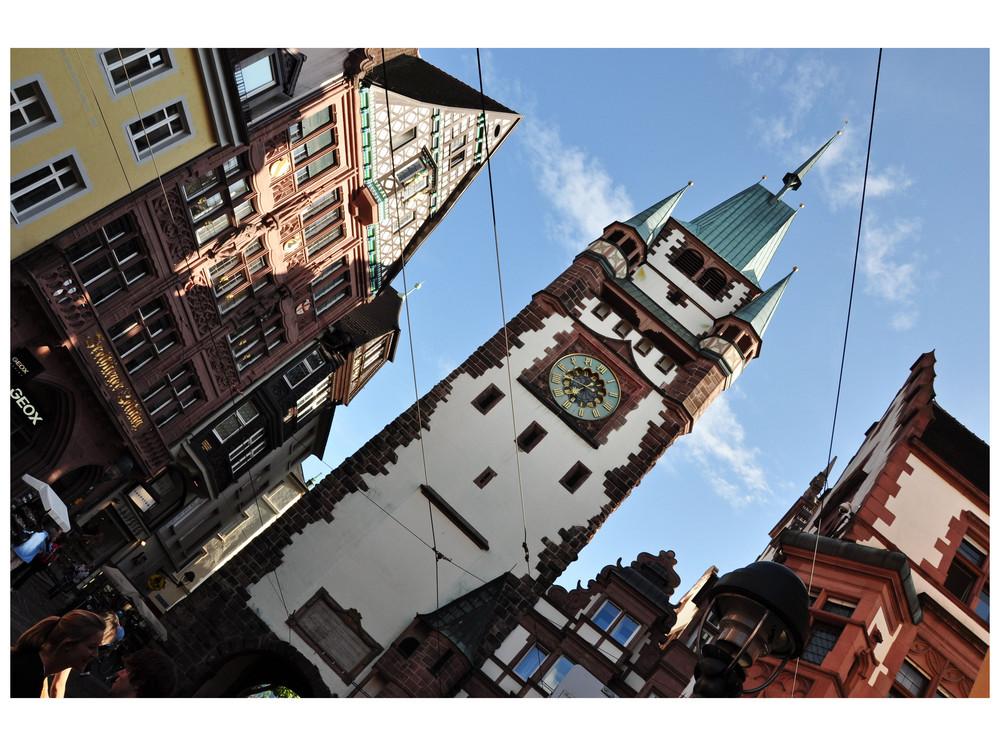 Ein Abend in Freiburg