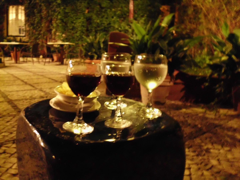 Ein Abend in Lissabon