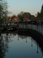 Ein Abend in Papenburg