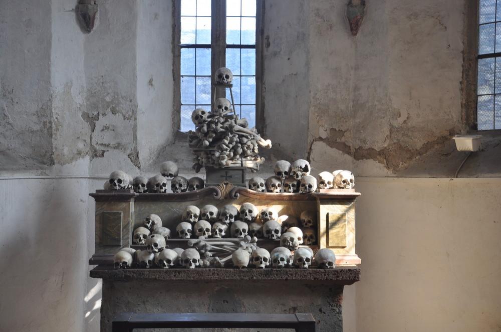 Ein Altar der etwas anderen Art