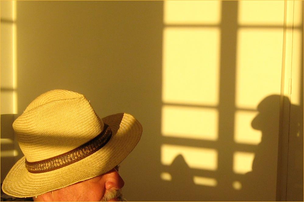 ein alter Hut