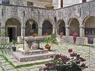 Ein alter Klosterhof