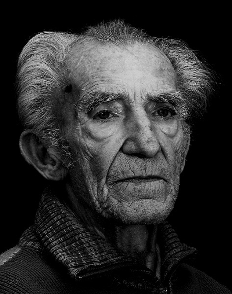 Ein alter Mann