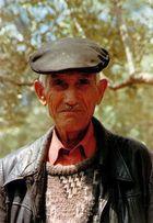 ein alter Weinbauer