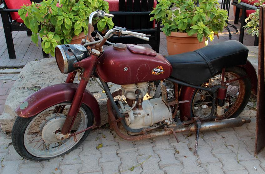 Ein altes BMW
