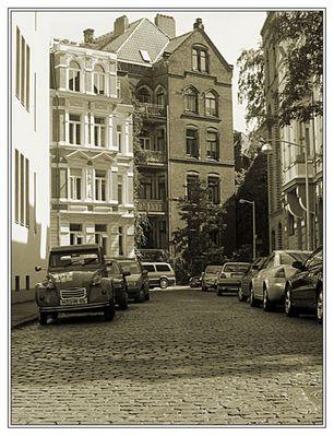 Ein altes Haus... / Hannover, Oststadt