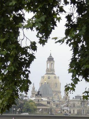 Ein anderer Blick auf die Frauenkirche