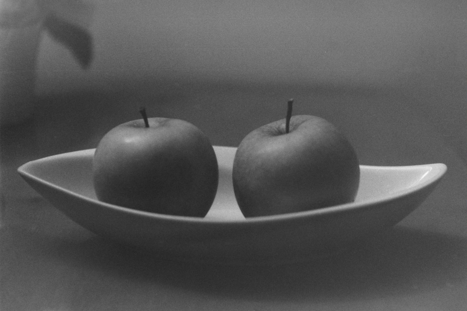 Ein Apfel am Tag...