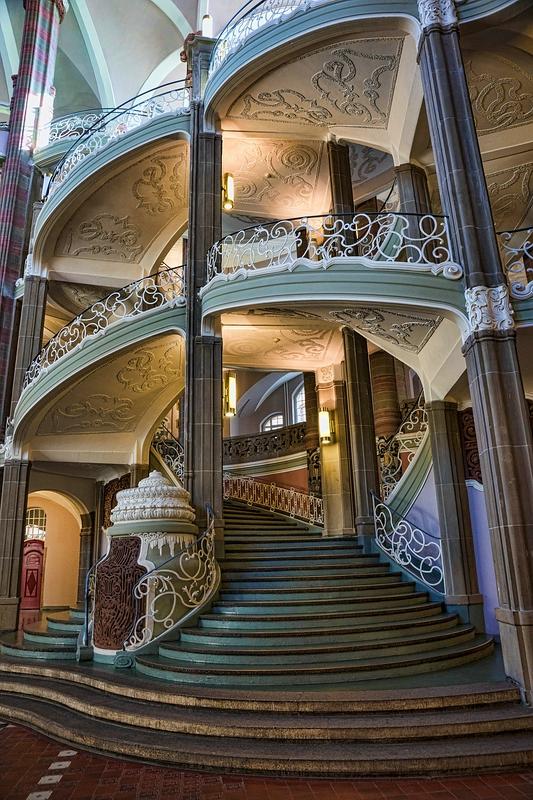 ein architektonisches Märchen