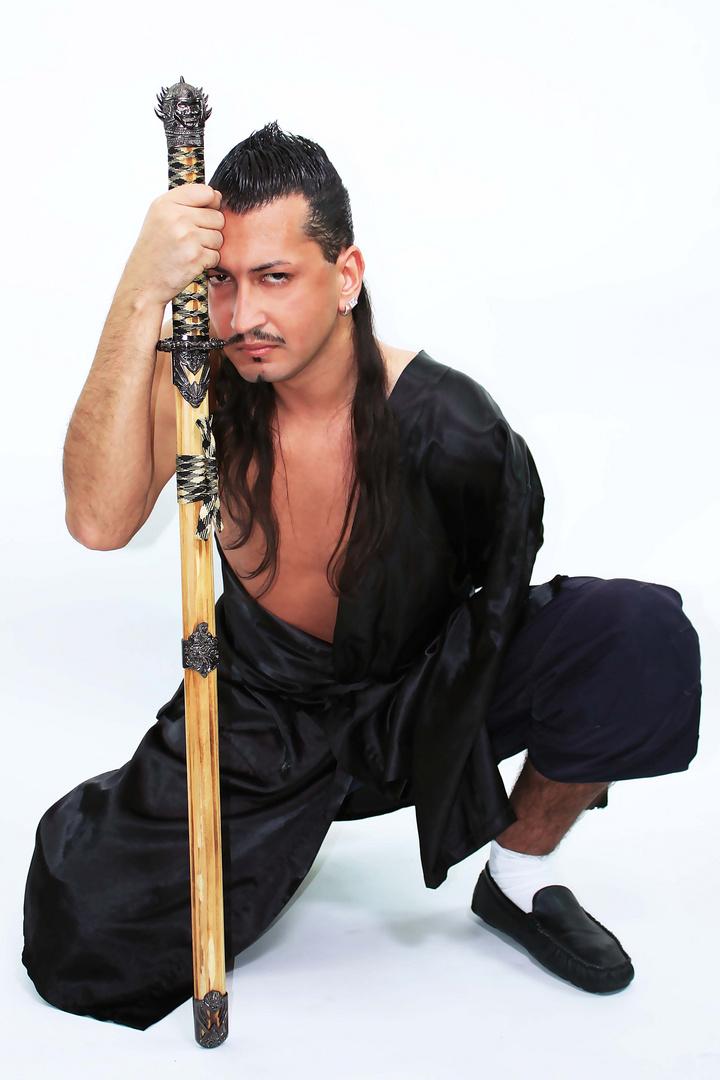 Ein-Armiger-Samurai