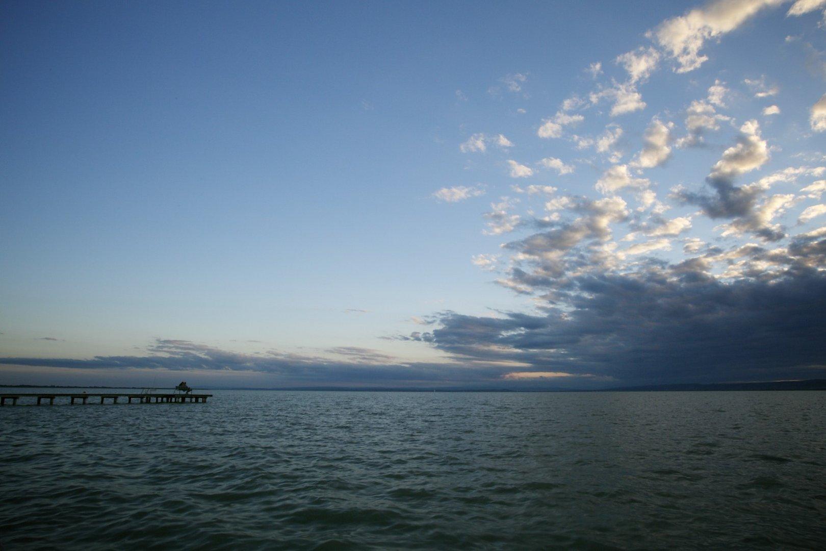 Ein aufrichtiger Gedanke kann Himmel und Erde bewegen.