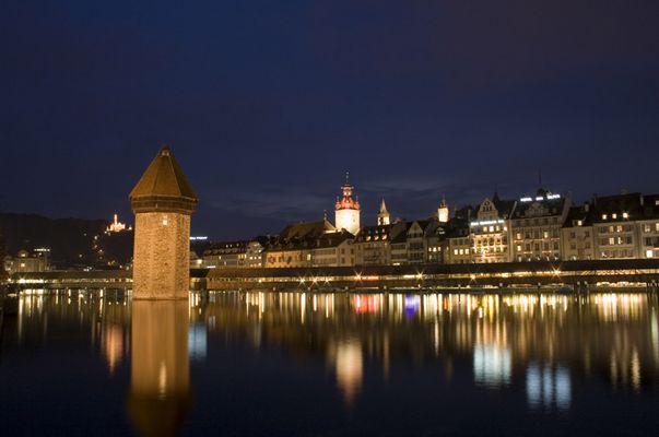 Ein Auge auf Luzern - Lichterstadt