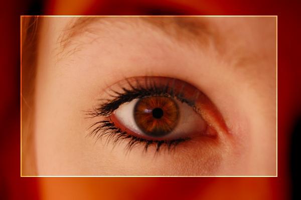 Ein Auge sieht selten alleine...