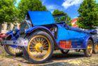 Ein Auto wie gemalt...