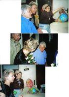ein Ball zaubert aus lebenden Mumien lachende Menschen
