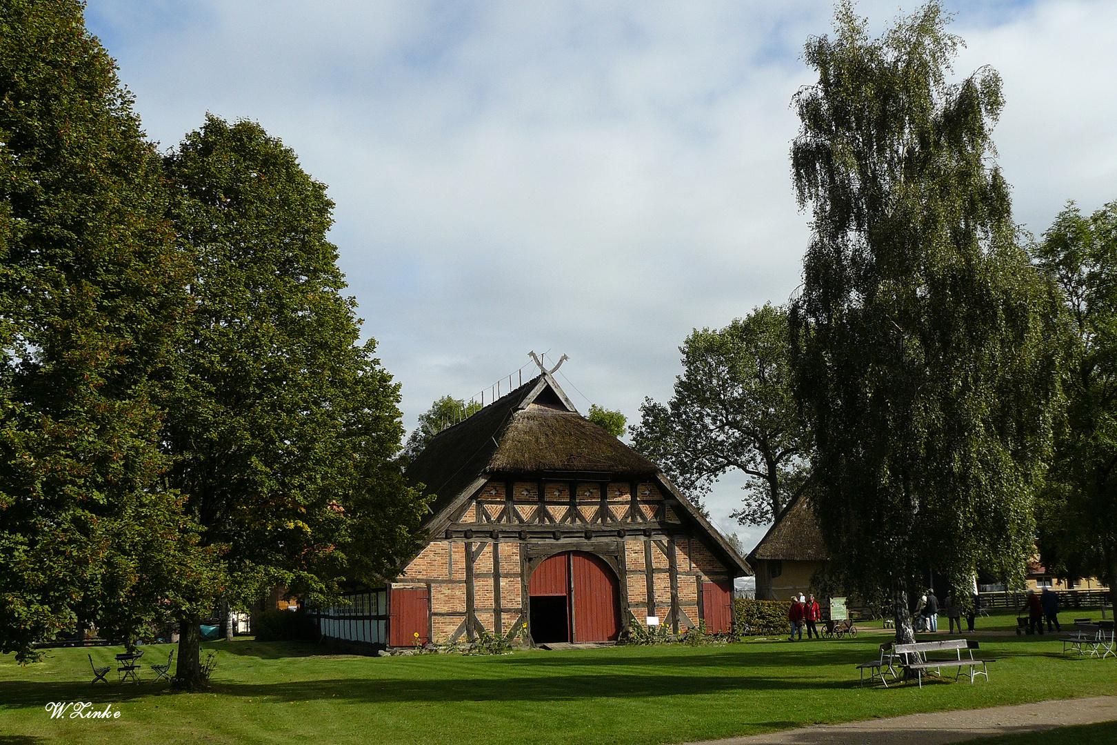 Ein Bauernhaus von 1671