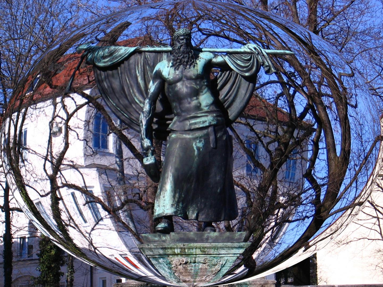 ein bayrischer Volksheld