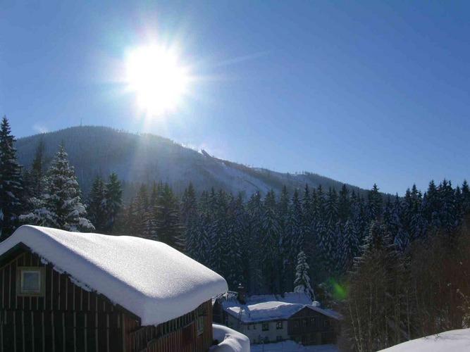 ein Berg in Harrachov