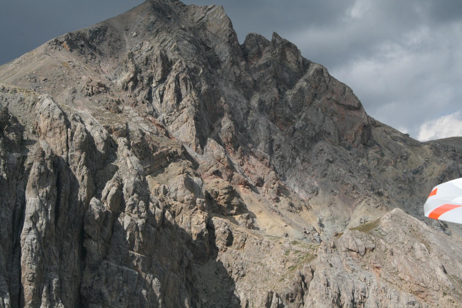 Ein Berg zum Anfassen