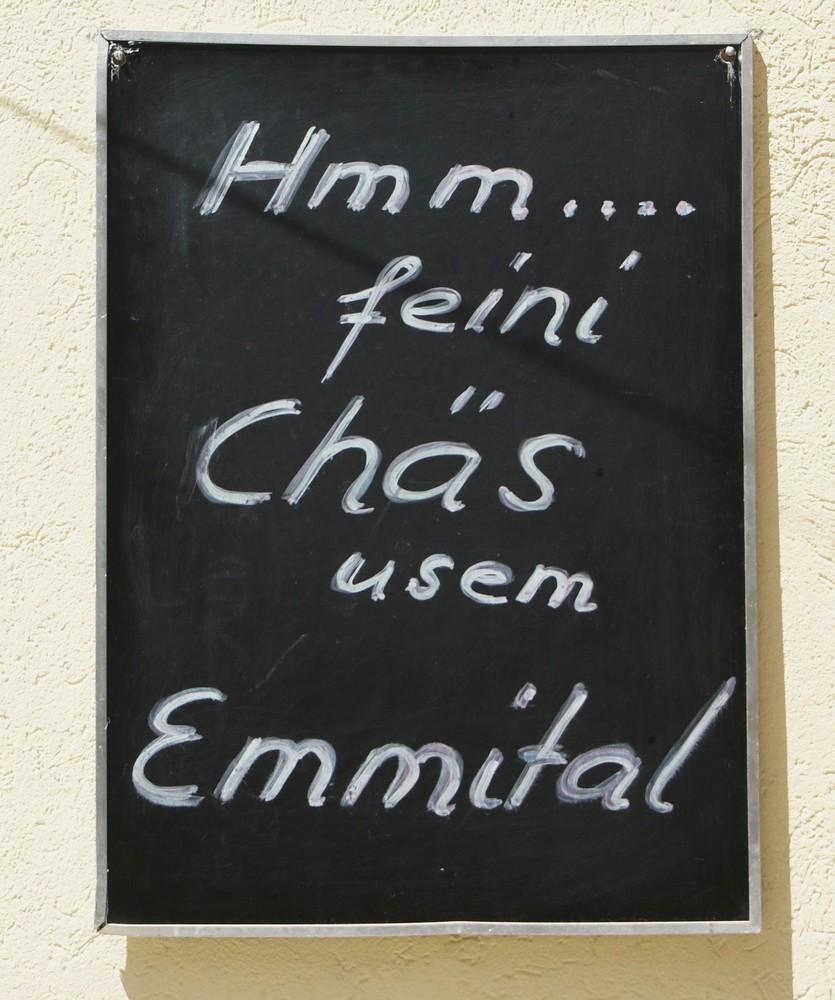 Ein Berner im Aargau
