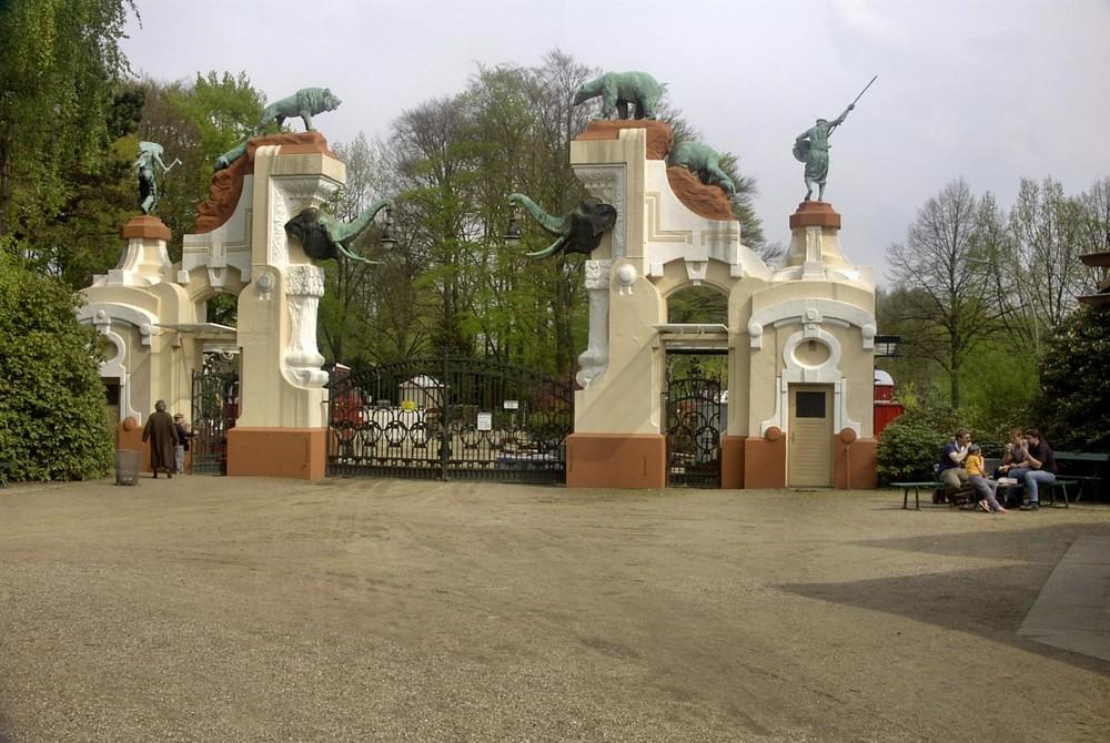 Ein Besuch im Tierpark Hagenbeck in Hamburg steht an.