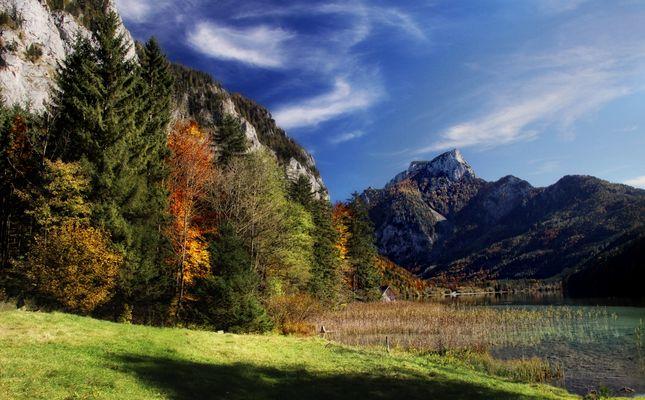 Ein Bild von einem Herbst