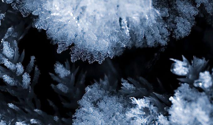... ein bischen Eiszeit ...