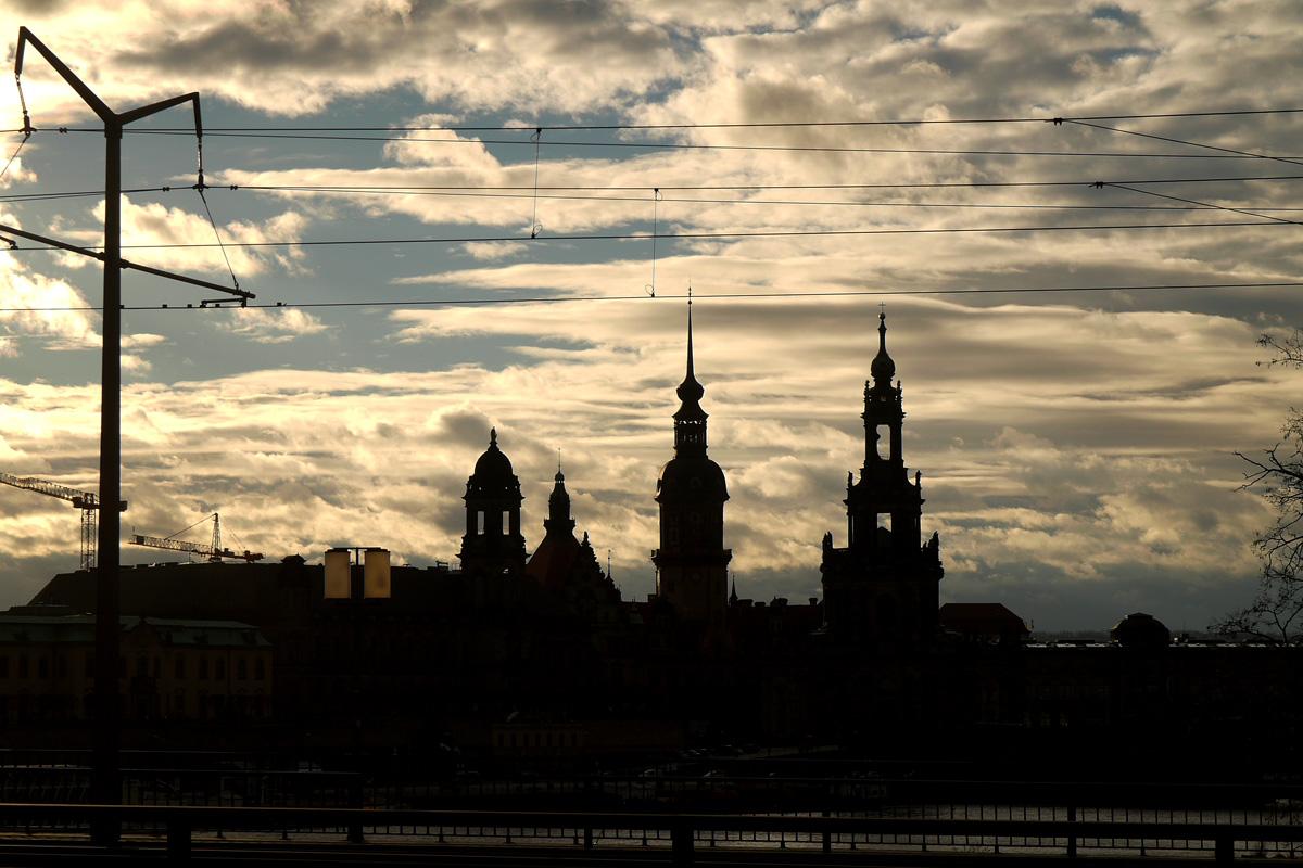 ein bisschen Dresden