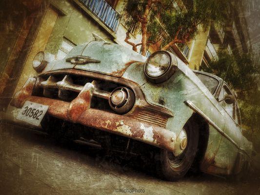 Ein bisschen Havanna in Nizza :-)