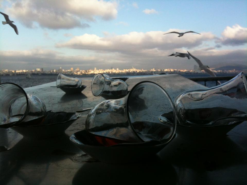 Ein bisschen Istanbul.