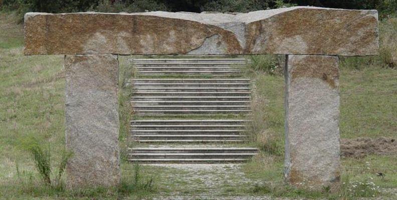 Ein bißchen Stonehenge ;)