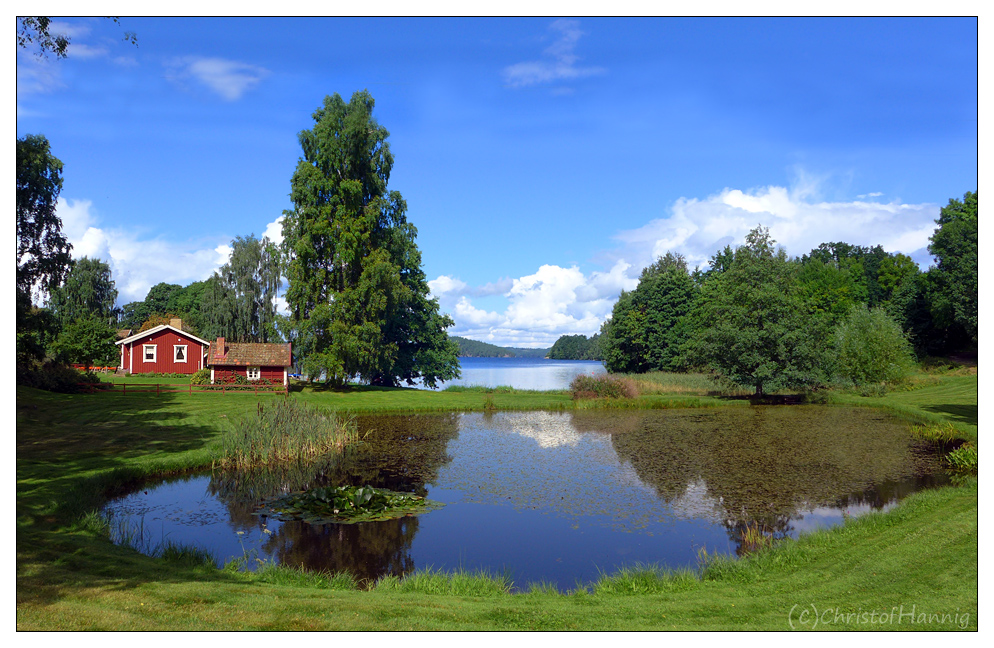 Ein bisschen vom Småland