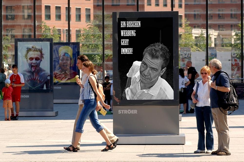 Ein bisschen Werbung geht immer! :-)