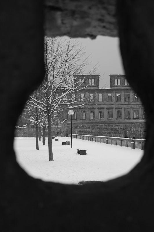 Ein Blick durchs Schlüsselloch
