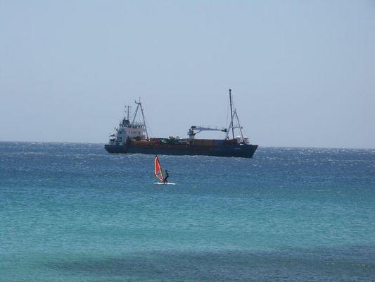 Ein Blick ....Jandia Moro Jable Fuerteventura