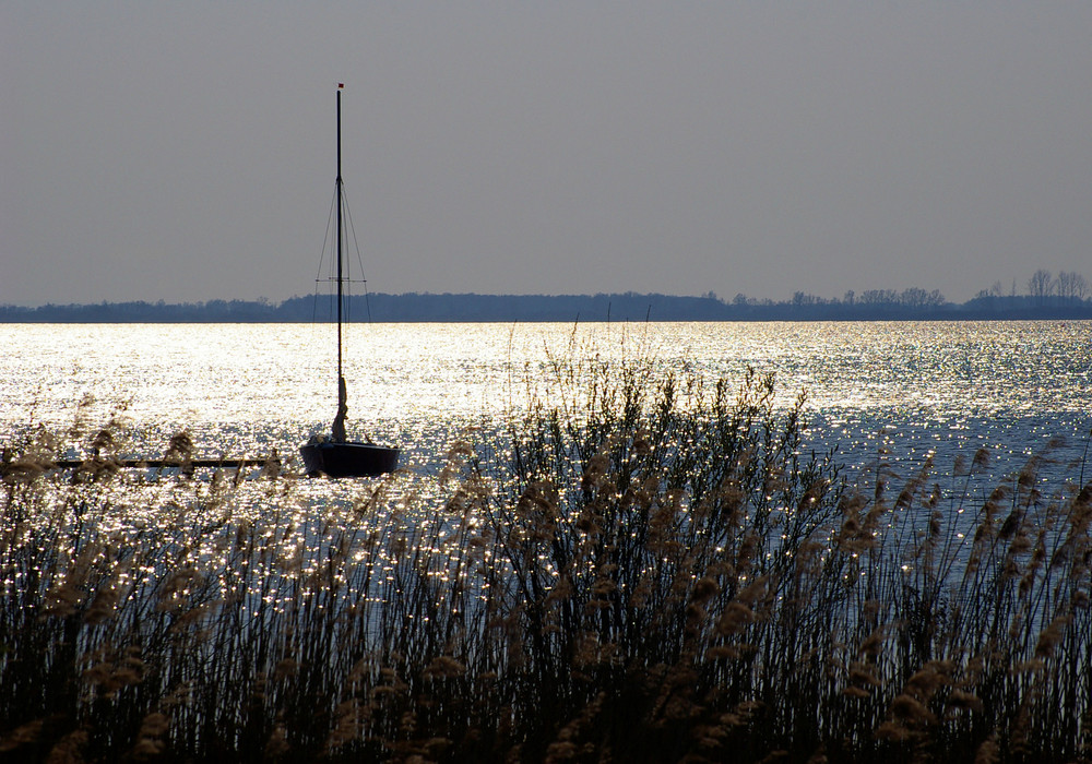 Ein Boot am See Remake
