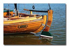 Ein Boot wird kommen...