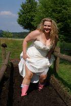 Ein Brautkleid auf Abwegen