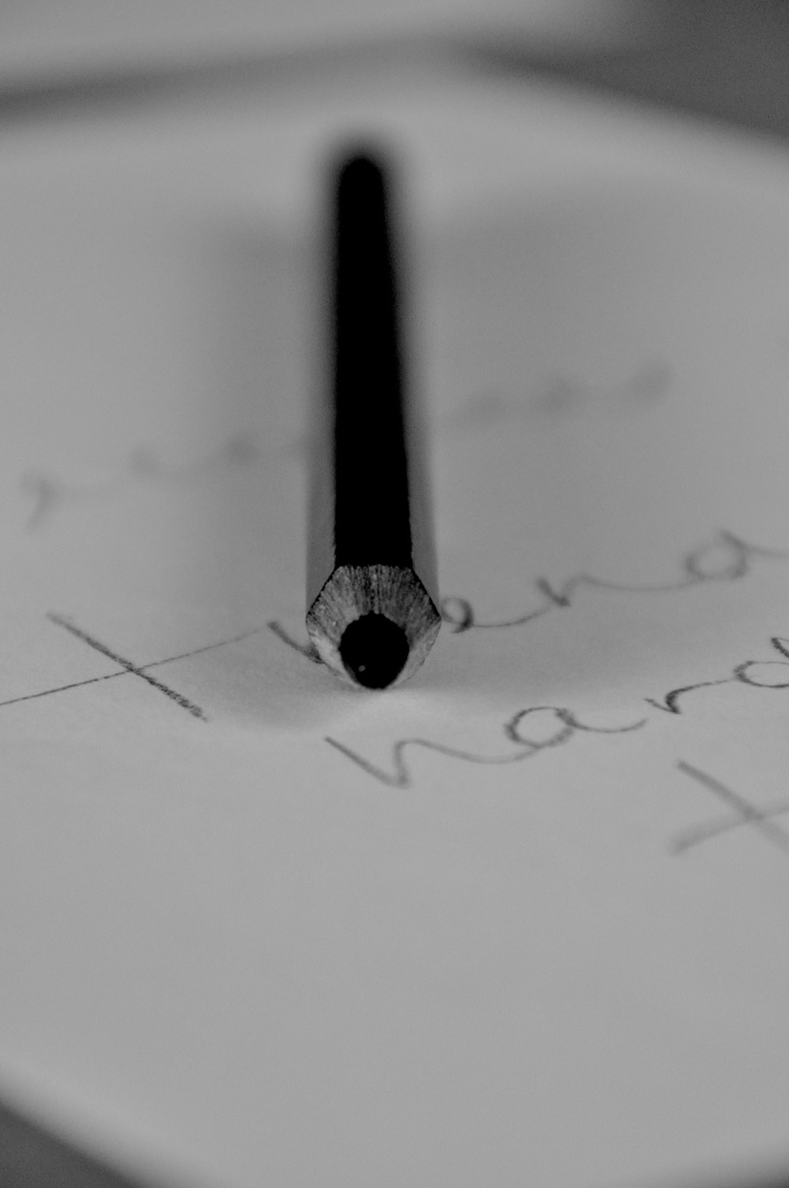 Ein Brief....