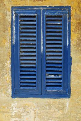 Ein Briefkasten auf Malta.