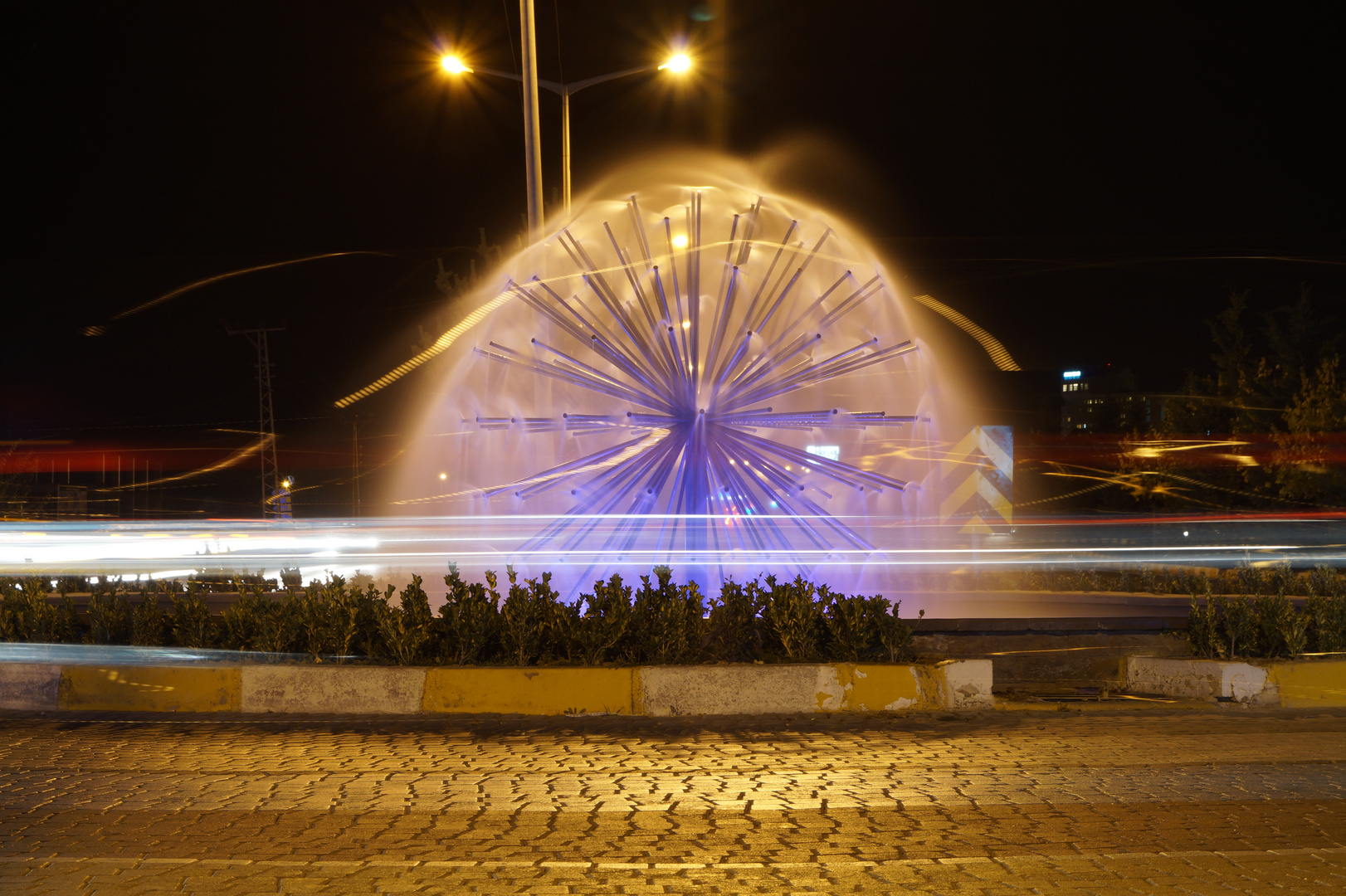 Ein Brunnen in der Türkei