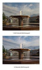 Ein Brunnen in Limburg