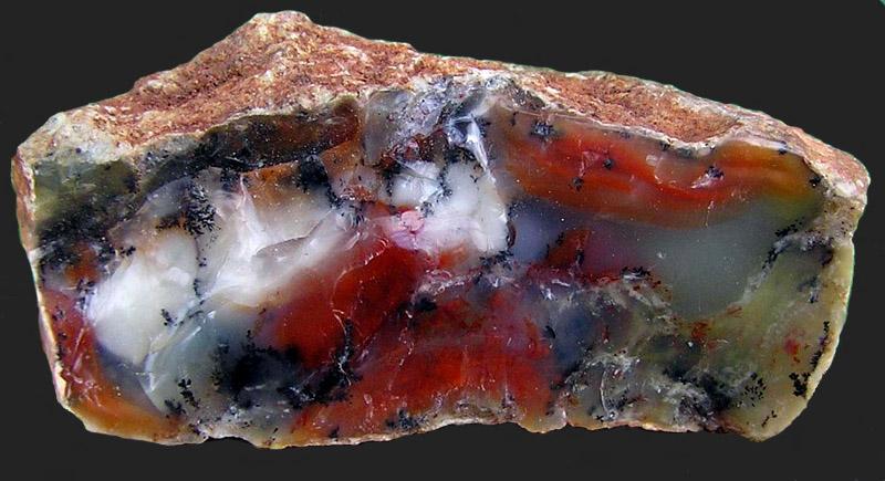 Ein bunter Opal...