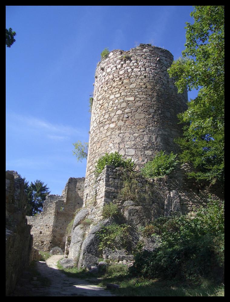 _Ein Burgturm_
