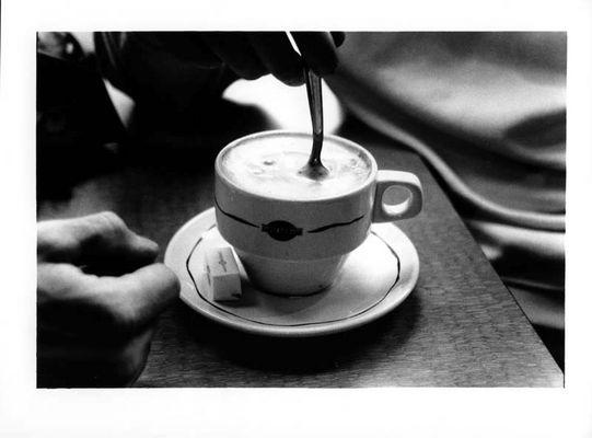 Ein café au lait geht immer