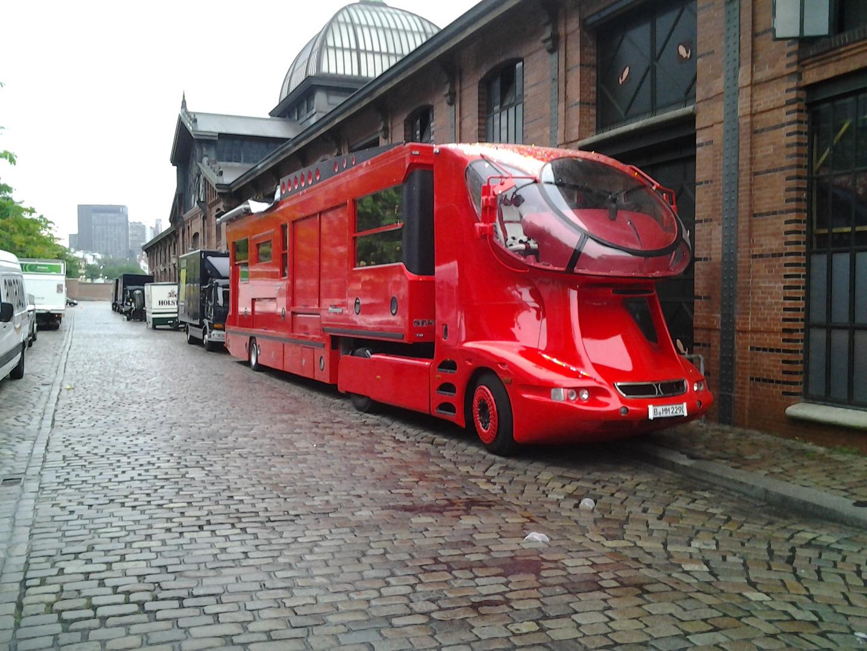 ein Colani Truck
